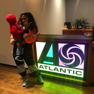 Rico Nasty announces she's signed with Atlantic Records [PHOTO]