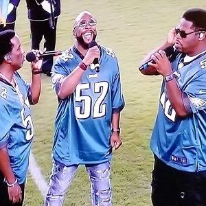 Boyz II Men definitely reclaimed the spotlight and took Twitter over