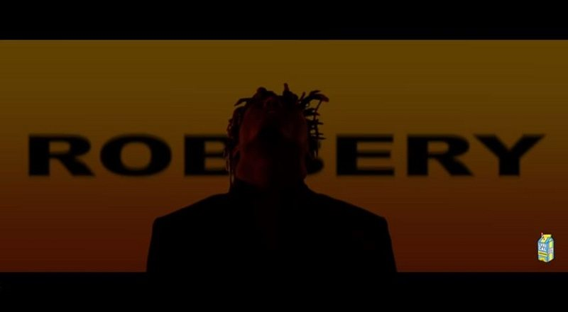 "Juice WRLD – ""Robbery"" [VIDEO]"