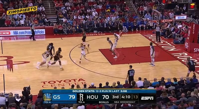 5e857d2a3c8 Golden State Warriors vs Houston Rockets – Full Highlights