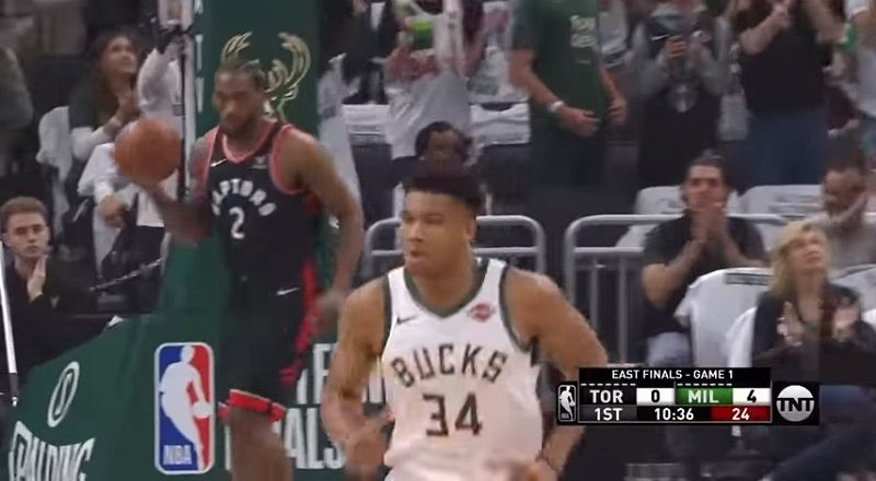 What Are The Names Of The Tnt Basketball Commentators In The 2019 Playoffs: Kawhi Leonard Vs Giannis Antetokounmpo BEST DUEL