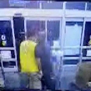 Fabulous Texas Man Craig Valentine 42 Punched 72 Year Old Walmart Home Interior And Landscaping Sapresignezvosmurscom