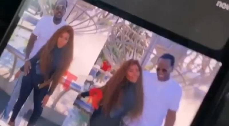 Lil' Kim's baby daddy, Mr. Papers, shares video of himself ...