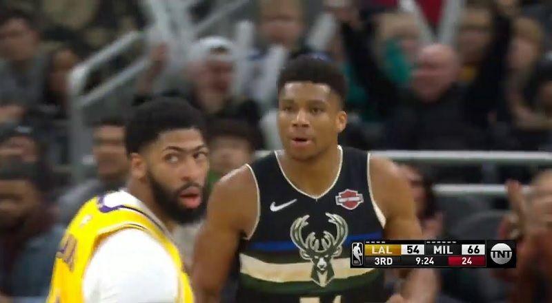 Los Angeles Lakers vs Milwaukee Bucks Full Game Highlights ...