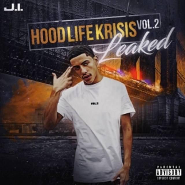 "Mixtape Download: J I  the Prince of NY – ""Hood Life Krisis"