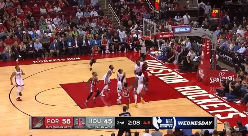 Portland Trail Blazers vs Houston Rockets – Full ...
