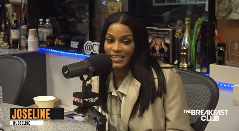 Joseline talks new show about strip club culture ... K Michelle And Joseline Hernandez