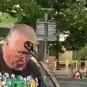 A white man, in Salt Lake City, Utah, tried to shoot protesters with a bow and arrow. This didn't work out too well, as the protesters took aim. After seeing the man, the protesters went to him, and beat him up.