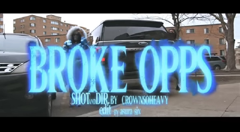 """King Von releases """"Broke Opps"""" music video, the latest visuals from his """"LeVon James"""" project."""