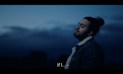 """Ali Gatie delivers his """"If I Fall In Love"""" music video."""