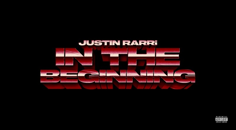 """Justin Rarri releases new single, """"In The Beginning,"""" following his previous single amassing over 2 million streams."""