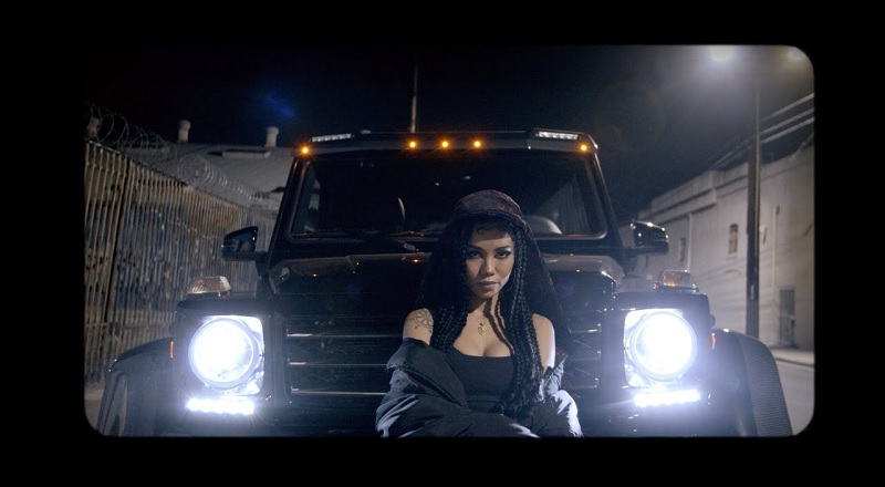 "Jhene Aiko releases the music video for her single, ""One Way St.,"" featuring Ab-Soul."