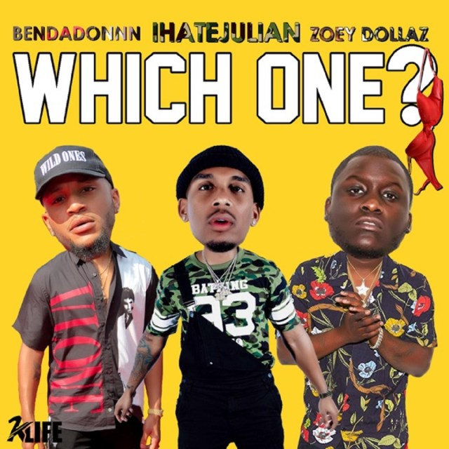 """iHateJulian delivers his single, """"Which One?,"""" featuring Zoey Dollaz and BenDaDonnn."""