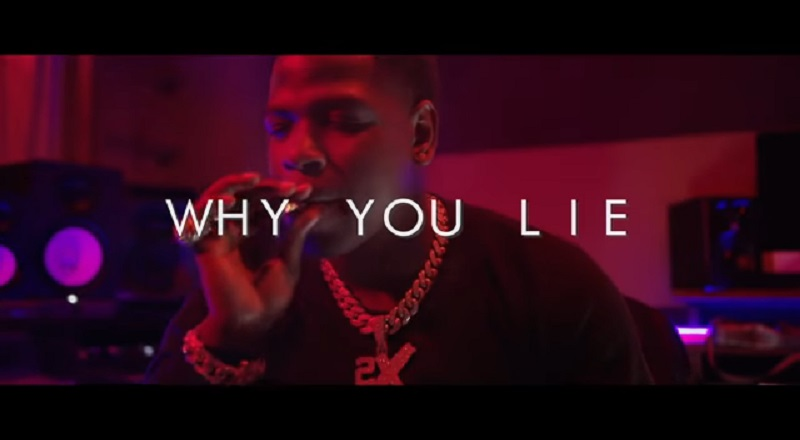 "Casanova releases ""Why You Lie"" music video."