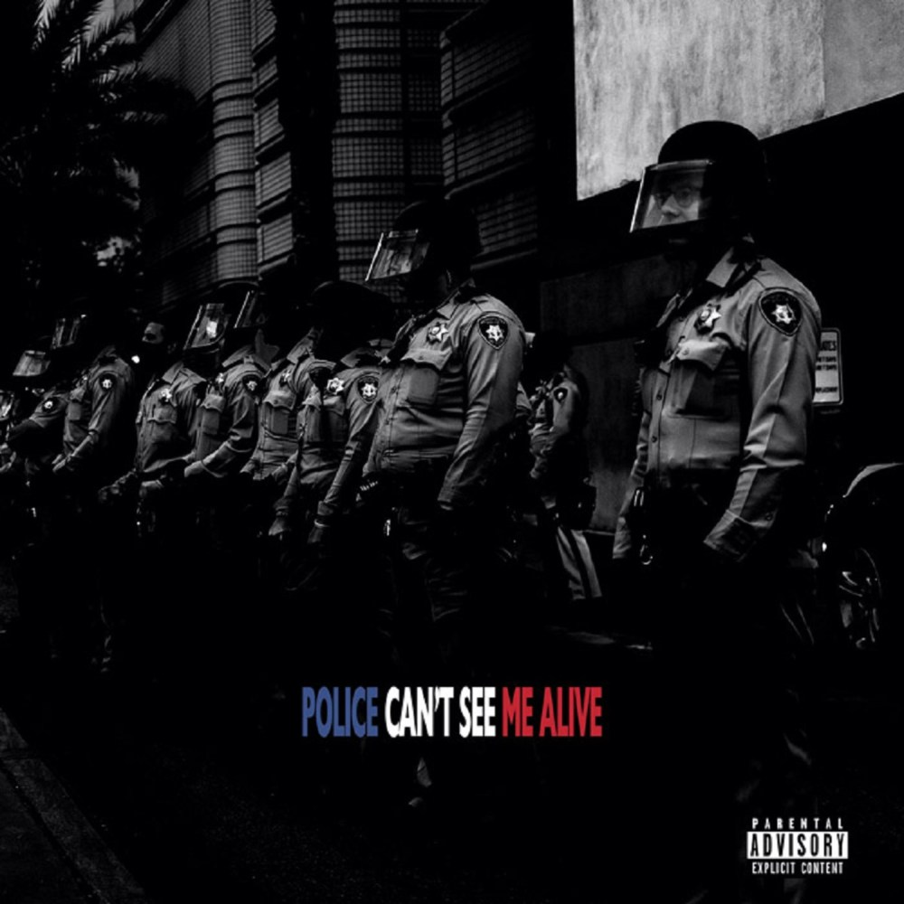 """Dizzy Wright releases his single, """"Police Can't See Me Alive,"""" in honor of George Floyd, and all of the others who have unjustly lost their lives."""