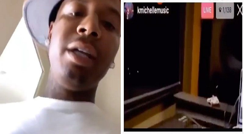 "K. Michelle was on Instagram Live, last night, and inadvertently said that Moneybagg Yo was renting Lambos, just days after he bought Ari a Lamborghini. This same rant saw K. Michelle claim she turned Moneybagg Yo down for some ""fun,"" as she was complaining about him being upset over a record, when she's turned down the likes of Chris Brown. Whatever the case, Moneybagg Yo saw the video and responded, saying that he doesn't even know K. Michelle, leading to fans digging up a video of the two laughing at the airport together. Later, Moneybagg Yo spoke out, saying he never said he didn't meet her, just that he doesn't know her like that."