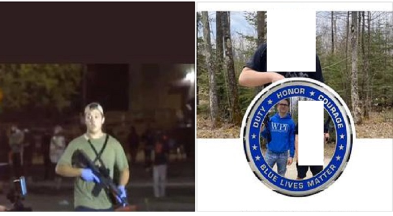 Kiley Delgago shared some information, on Facebook, about the shootings that took place, during last night's protests in Kenosha, Wisconsin. She has photos of the shooters and the identity of one. Kyle Rittenhouse is the name of one of the shooters, according to Delgado.