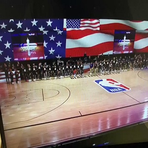 The Oklahoma City Thunder stood up to a local Oklahoma politician, who threatened legal action if the team knelt. Going viral, the OKC Thunder did kneel and KOCO News 5 reported on it, leading to several people insulting the Thunder players for kneeling, which led to an argument about race taking place in their comments.