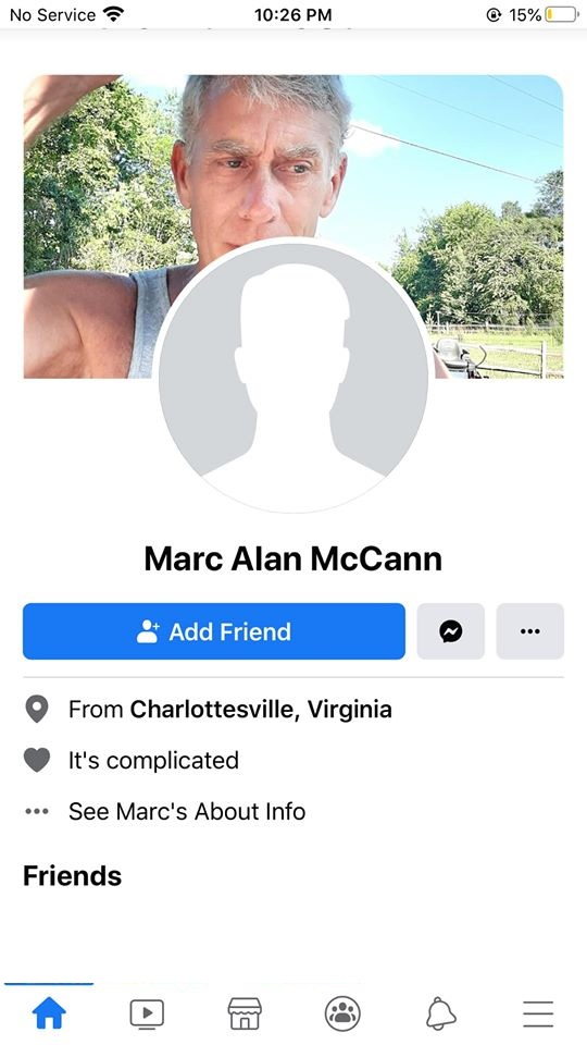 "Jodie Steppe shared a disturbing video to Facebook. The video shows a man berating a woman, telling her she has an attitude problem, due to how she's driving. He then says she must think she can drive crazy, because she's black, before flipping her off, and calling her a ""n*gger."" Facebook identifies this man as Mark Alan McCann."