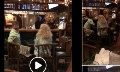 """Alana Stewart recently experienced her first taste of racism, when she was only out to taste some good food. According to her Facebook post, she and her mother went to The Half Shell, in Memphis, Tennessee. However, she ended up encountering a white man, whom she filmed, repeatedly saying """"n*gger,"""" going as far as looking in her direction and saying """"who cares about n*ggers?,"""" and she shared this video to Facebook."""