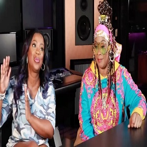 "Da Brat recently sat down with Kandi Burruss, for an exclusive interview. The two used to be label-mates, signed to So So Def, in the 1990s. Since then, Da Brat has had this huge coming out, when @darealbbjudy revealed they were in a relationship, so Kandi spoke on this, when she sat down with Da Brat, who spoke on her history dating men, shocking the internet, when she revealed she used to ""play with"" Allen Iverson's package every morning, when they dated."