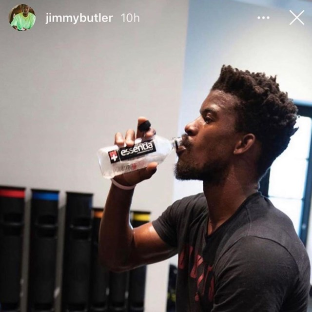 Jimmy Butler heroically led the Miami Heat on an improbable run, during the 2020 NBA Playoffs. The Heat were not expected to make the Conference Finals, let alone get within two wins of an NBA title. They lost to the Lakers, in six games, but Jimmy Butler is already back in the gym, preparing for next season.