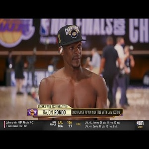 Rajon Rondo definitely had a great series, in the 2020 NBA Finals, as his Los Angeles Lakers beat the Miami Heat, to win the championship. Rondo was a key piece in the Lakers' title run, which delivered him his second championship. Since then, rumors have started about the Knicks pursuing him in free agency, leading to NBA fans being skeptical of the Knicks signing him, Lakers fans wanting him to stay and win more titles with them, and Knicks fans, themselves, wanting the team to pursue John Wall, or Chris Paul.