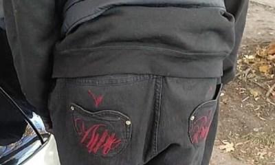 Numberstreet Tblo Facebook mechanic wearing Apple Bottoms