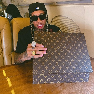 Tyga sued for unpaid rent $200,000.