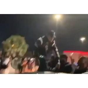 Toosii YK Osiris pepper sprayed Jacksonville concert