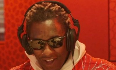 Young Thug wants to battle Lil Wayne #Verzuz