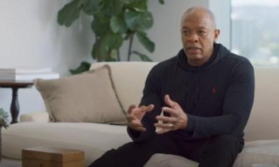 Dr. Dre brain aneurysm