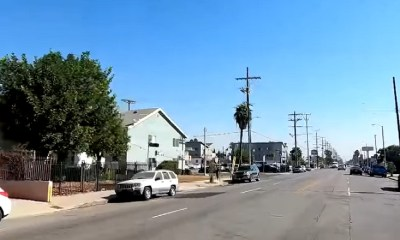 Los Angeles County most-dangerous area in US