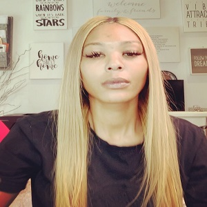 Moniece break from social media Dr. Dre