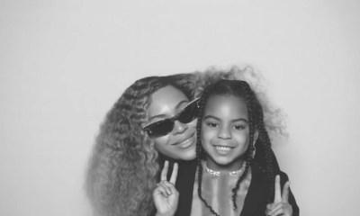Beyonce Blue Ivy Carter Brown Skin Girl Grammy