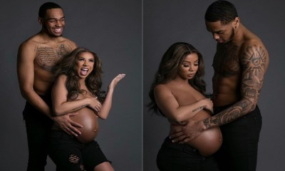 Brittany Renner PJ Washington pregnant Uzi Vert