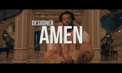 Desiigner Amen Music Video Thumbnail
