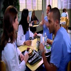 Jesse Williams Chyler Leigh affair Grey's Anatomy Jackson Lexie East of Eli