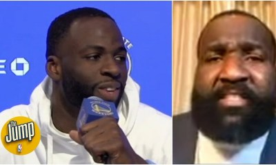 Kendrick Perkins Draymond Green greatest defender in NBA history Ben Wallace Kevin Garnett Hakeem Olajuwon