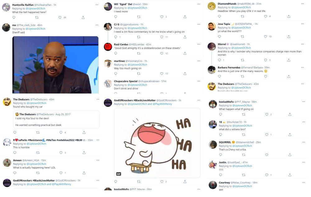 Kia Soul trending on Twitter