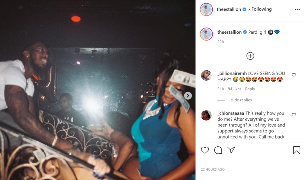 Megan Thee Stallion Pardi Girl Hot Girl Summer canceled