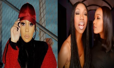 Monica Brandy The Boy Is Mine Get Over It