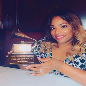 Spinderella Grammys Lifetime Achievement