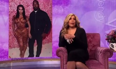 Wendy Williams burp fart