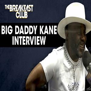 Big Daddy Kane Breakfast Club