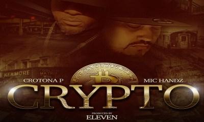 Crypto Album Cover
