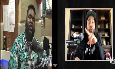 DJ Envy Dr. Umar Johnson Ma'Khia Bryant coon