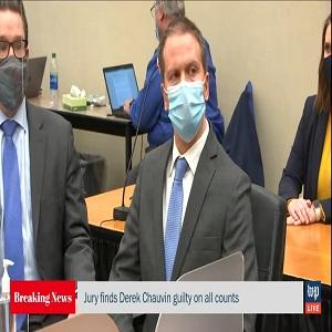 Derek Chauvin guilty