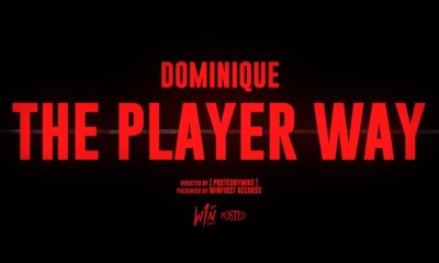 Dominique The Player Way music video
