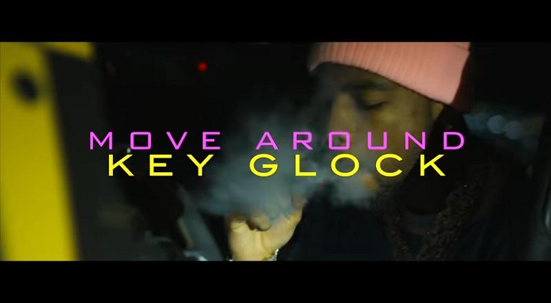 Key Glock Move Around music video
